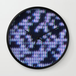 Painted Attenuation 1.3.3 Wall Clock
