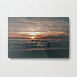 that's why Metal Print