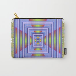 Geometrical Doors Carry-All Pouch
