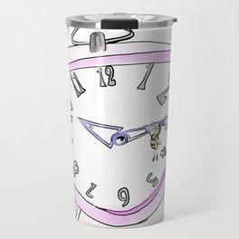 Time to late bee Travel Mug