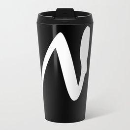 Alphabet ...N Travel Mug