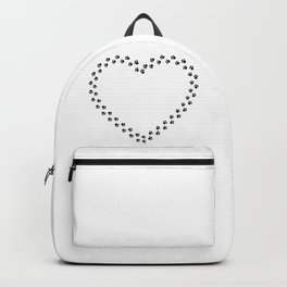 Paw Heart Backpack