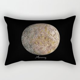 Mercury #2 Rectangular Pillow