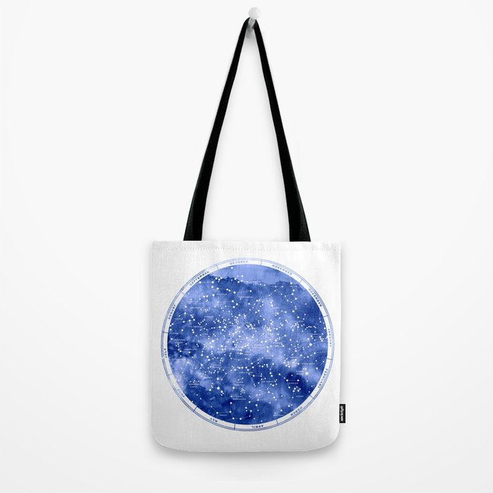 Northern Stars Tote Bag