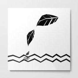 Meraki Fall [Oxy Ivren] Metal Print