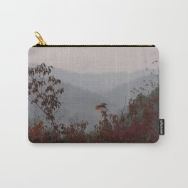 bird with red tail Carry-All Pouch