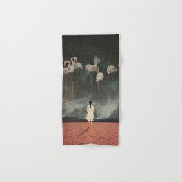 Hanging on to a Dream Hand & Bath Towel
