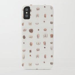butts iPhone Case