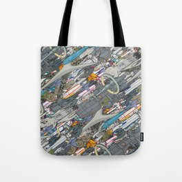 Battlestar Tote Bag