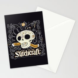 Stitchcraft Stationery Cards
