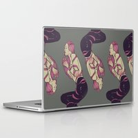 ariel Laptop & iPad Skins featuring Ariel by Danit Rotart