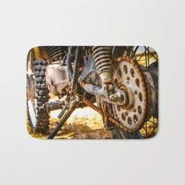 Rusty Miles Bath Mat