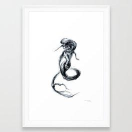 Thalassa Framed Art Print