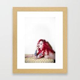 AngieCakez #1 Framed Art Print