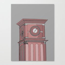 WSU Clock Tower Canvas Print