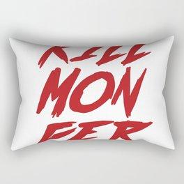 Erik Killmonger Rectangular Pillow