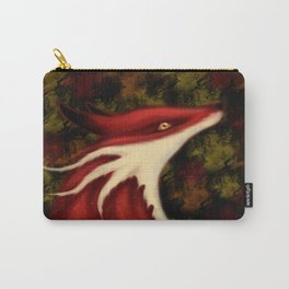 Fox Dragon Carry-All Pouch