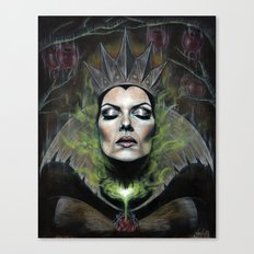 My Queen Canvas Print