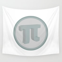Pi Wall Tapestry