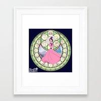 mulan Framed Art Prints featuring Mulan by NicoleGrahamART