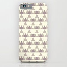 Tiny Triangles iPhone 6s Slim Case