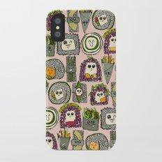 veggie sushi melba iPhone X Slim Case
