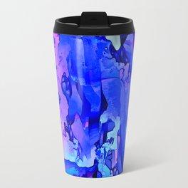 Abstracted Moods Pastels Travel Mug
