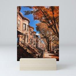 Brooklyn, Bay Ridge Mini Art Print