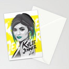 Kylie Jenner Stationery Cards
