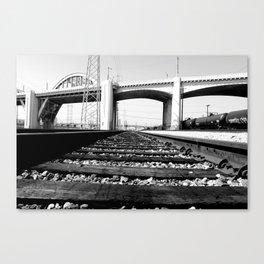 Sixth Street Bridge & Viaduct Canvas Print