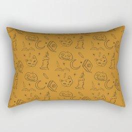 'Tis Near Halloween Rectangular Pillow