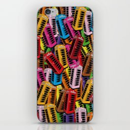 London calling! iPhone Skin