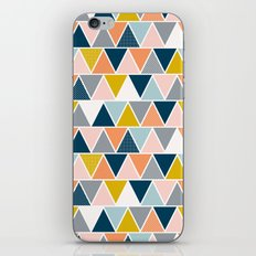 Triangulum Retreat iPhone Skin