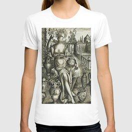 Garden of Pleasure T-shirt