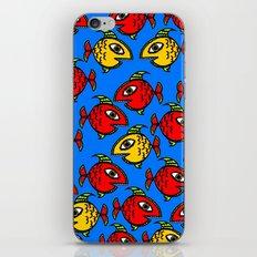 Plenty fish in the sea iPhone & iPod Skin