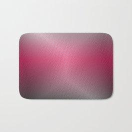Metallic Hot pink Sheen Bath Mat