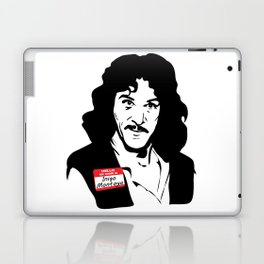 Hello, My Name is Inigo Montoya Laptop & iPad Skin