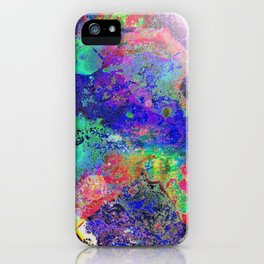 Waking Earth iPhone Case