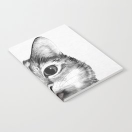 silly cat Notebook