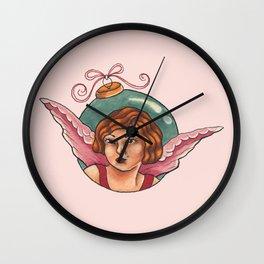 """Angel"" Wall Clock"