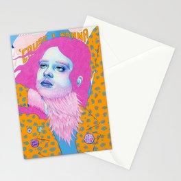 Natalie Foss x Deap Vally Stationery Cards