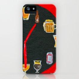 Beer:30 iPhone Case