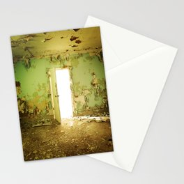 Leave this Place Stationery Cards