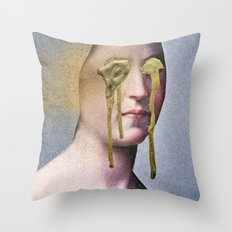 Fusion Redux Throw Pillow