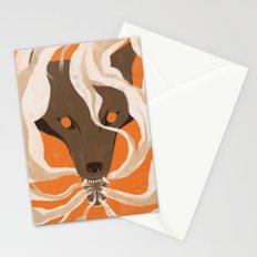 Teeth & Smoke Stationery Cards