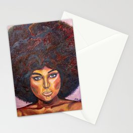 Amara la negra Stationery Cards