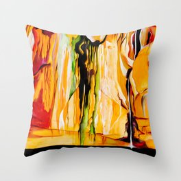 Lake Powell Arizona Throw Pillow