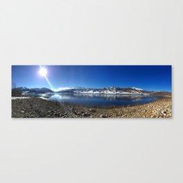 Strawberry Reservoir  Canvas Print