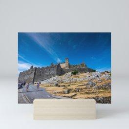 Rock of Cashel, Ireland Mini Art Print