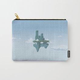 Pixelandscape Carry-All Pouch